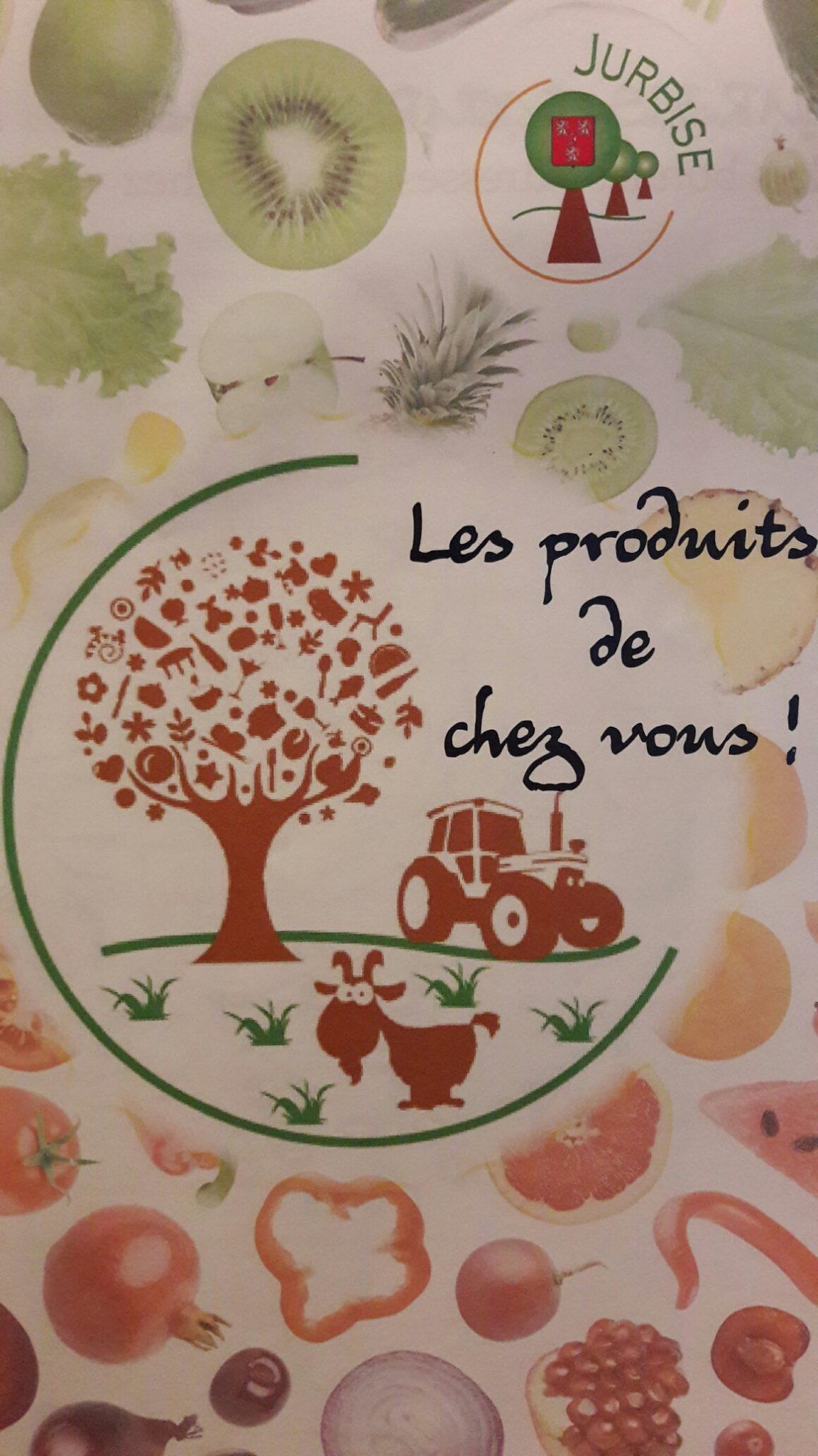 Valorisation des produits locaux. La commune fait un pas dans la bonne direction.